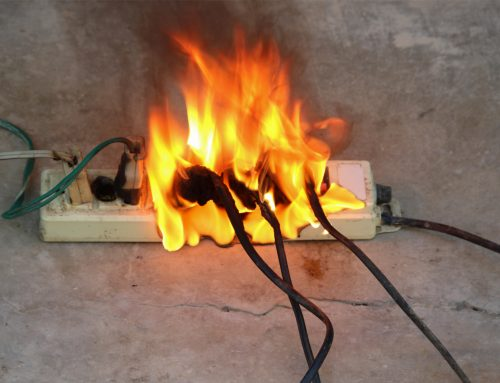 Possible Electrical Dangers in California